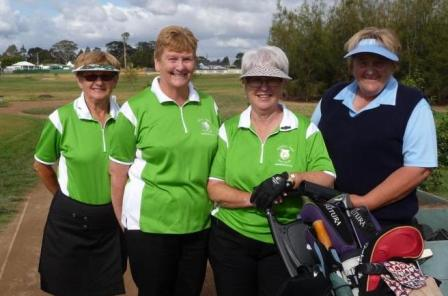 The Russell Vale 3BBB team.