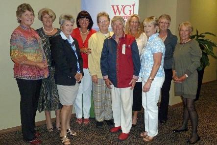 2010 WGI Participants at the Presentation Dinner