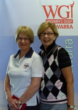 combined to win the Division 2 Foursomes event.